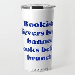 bookish believers Travel Mug