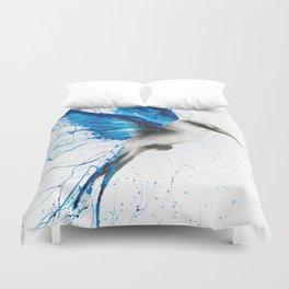 True Blue Duvet Cover