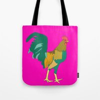 greg guillemin Tote Bags featuring Greg by caseysplace
