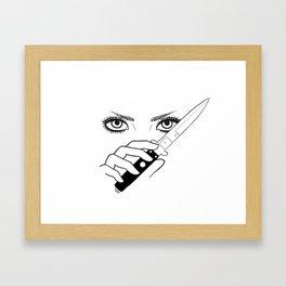 Agent M Framed Art Print