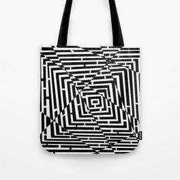 Patt B/N Tote Bag