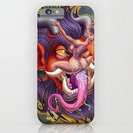2020 Krampus iPhone Case