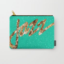 JAZZMINT Carry-All Pouch