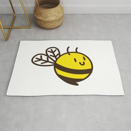 Cuddly Bee Rug