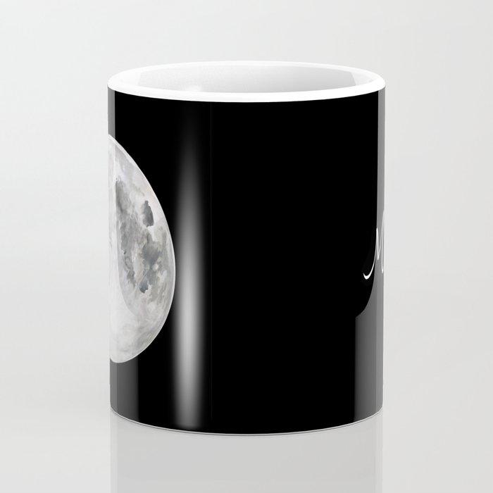 Moon #2 Coffee Mug