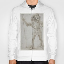 Donato Bramante - St Christopher with the Infant Jesus Hoody