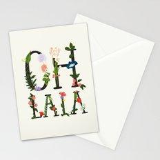 OH LA LA Stationery Cards