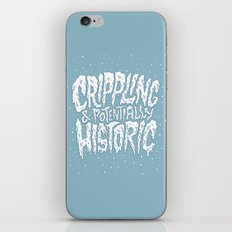 Crippling & Potentially Historic iPhone & iPod Skin