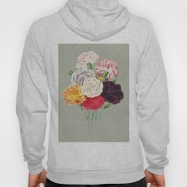 Colorful Flower Bouquet Hoody