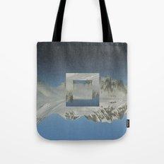Magdalenefjord Tote Bag
