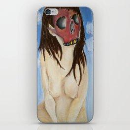 Chillen iPhone Skin