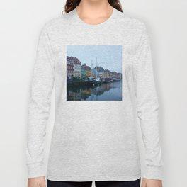 Nyhavn Copenhagen 2 Long Sleeve T-shirt