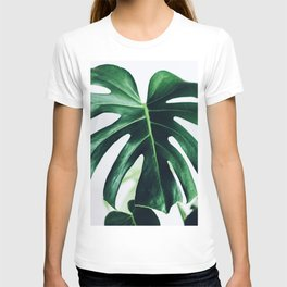 spring monstera T-shirt