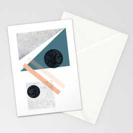 LOLA_3 abstract landscape Stationery Cards