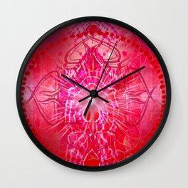 Muladhara - Chakra 1 Wall Clock