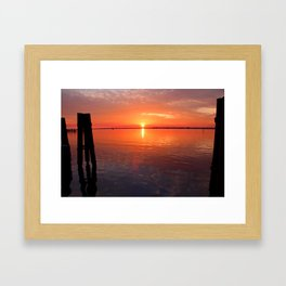 Last Dance Framed Art Print