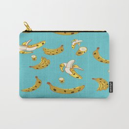 Banana Pattern Carry-All Pouch