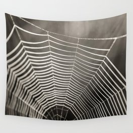 SPIDERWEB TRAVELS Wall Tapestry