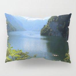 Germany, Malerblick, Koenigssee Lake II Pillow Sham