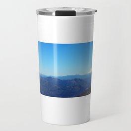 Mountain Panoramic Travel Mug