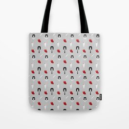 John Pattern Tote Bag