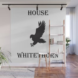 TOG House Whitethorn Wall Mural