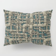 Pipes Pillow Sham