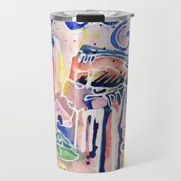The Blue Queen Travel Mug