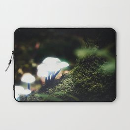 Silent Shrooms Laptop Sleeve