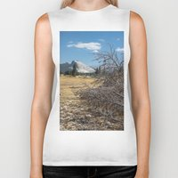 yosemite Biker Tanks featuring Yosemite by Adelaine Phee