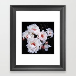 Flower (Magnificent) Framed Art Print