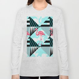 flamingo all days Long Sleeve T-shirt