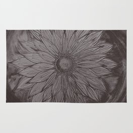 sunflower dreams Rug