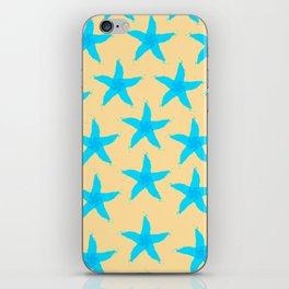Starfish iPhone Skin