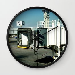 Jetway Wall Clock