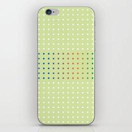 Pattern_B08 iPhone Skin