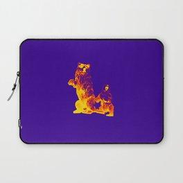 Ours Republique purple Laptop Sleeve