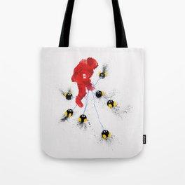 Mario's Hurt Locker Tote Bag