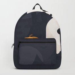 Halloween Ghost Backpack