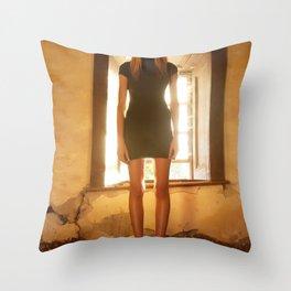 Light it Up  Throw Pillow