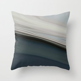 Overcast Skies Throw Pillow