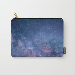Milky Way Stars (Starry Night Sky) Carry-All Pouch