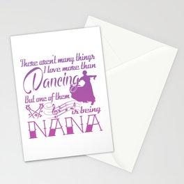 Dancing Nana Stationery Cards