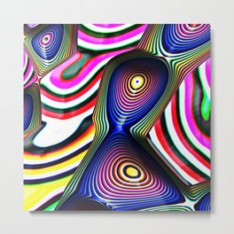 we need more Colors 02 Metal Print