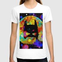 bat T-shirts featuring BAT by Saundra Myles