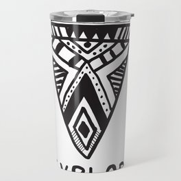 Explore Mindset Travel Mug