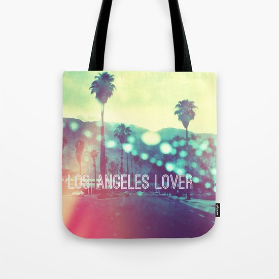 LA Lover Tote Bag