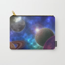 Space Expedition Carry-All Pouch
