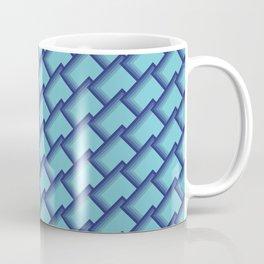 Seamless Blues Coffee Mug