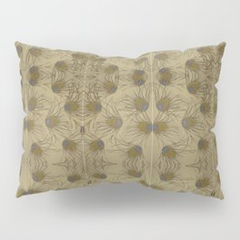 peacock feathers Pillow Sham